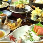 とりさく - 料理4300円コース  飲み放題付き5900円