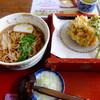 Azumaya - 料理写真:かき揚げ天そば