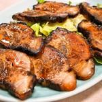 吉林菜館 - 料理写真:焼豚