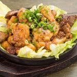 串特急 - 鶏のメリメロ焼き