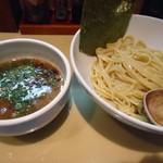つけ麺処 三ッ葉亭 - 「つけ麺」(醤油)780円也。税込。