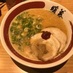 暖暮 - 料理写真:ラーメン630円