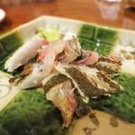 企久太 - イサキの炙り