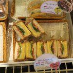 フロマージュの杜 - 料理写真:ミックスサンドの棚