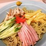 九州ラーメン珍竜軒 - 料理写真:冷やし中華