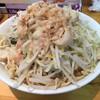らーめん つの旨 - 料理写真:小ラーメン(あぶら・生姜)