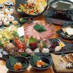 なかなか - 和食メインの福島県産お造り&多彩に取りそろえたお酒をお楽しみください!