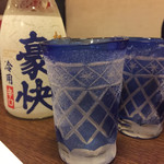 新中野まとい寿司 - こちらも霜降ってる(^-^)