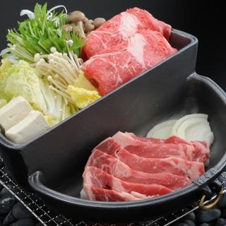国産牛ステーキ&しゃぶしゃぶ食べ放題