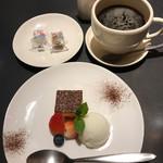 ソルトウォーター - デザート&コーヒー