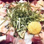 六本木 夜景魚市場 うお天 - 旬鮮魚のお寿司(来店時おすすめの限定品)