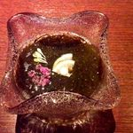 六本木 夜景魚市場 うお天 - もずく(来店時おすすめの限定品)