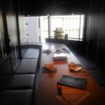 六本木 夜景魚市場 うお天 - 店内(個室2)