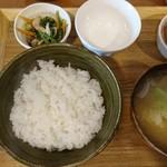 シチロカ - つまんでご卵のTKGセット(17-07)