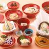 花ごころ - 料理写真:精進風和膳【霧】3,240円
