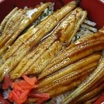 漁師家 幸 - 煮穴子丼♪