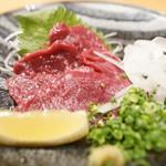 ひょうたん寿司 - 馬刺し
