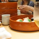 ひょうたん寿司 - 何段w
