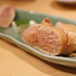 ひょうたん寿司 - 炙りめんたい