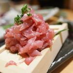 ひょうたん寿司 - 中落ち
