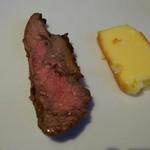 バルバッコア - カイノミと焼チーズ