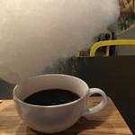 Alpha foods&drink - 雲から落ちる、雨のようですね♫