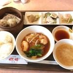 ニイハオ - 日替わり定食