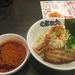 風雲丸 - 広島風つけ麺 850円