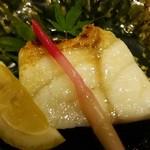 活魚・鍋料理 風車 - 塩焼き旨し