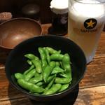 立ち呑み WA  - 茶豆150円