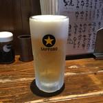立ち呑み WA  - 生ビール390円