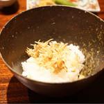 ごだん 宮ざわ - ☆ご飯物