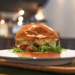 ハンバーガー生活のすすめ - 瞬間スモークベーコンバーガー+チーズ☆