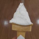 ジェラテリア・パンチエーラ 横浜高島屋店 - クリームチーズのジェラート(シングル)