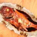 担ぎ屋 - 金目鯛の煮付