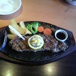 ヒロちゃん - ステーキ