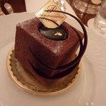 ロイヤルクリスタルカフェ - 2011年2月選んだケーキ