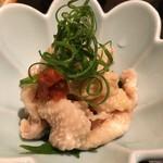 郷土和食と個室居酒屋 久保田屋 - 鶏皮