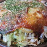 あかおに - 麺抜きは肉・玉子・野菜入りで600円。