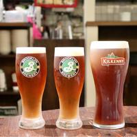 THE COOPER'S Irish Pub-ブルックリンラガー、キルケニー