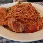 キッチン男のロマン - スパゲッティナポリタン