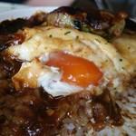 いんでいら - 良い焼き加減の卵