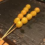 ヒヨク之トリ - 銀杏