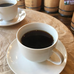 自家焙煎工房 コーヒーローストヴィアーレ - ドリンク写真:流れ星ブレンド♪