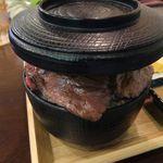 和牛&Seafood Micio(ミーチョ) - 料理写真:フタが閉まってない