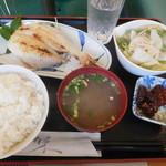 69858729 - 焼魚(キンキ)定食