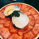 焼肉中口 - 料理写真:特選タン