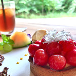 Gallery & Cafe ENSOU - ドリンクはセット料金にならず