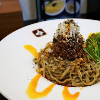 吟 - 料理写真:冷製  黒胡麻担々麺