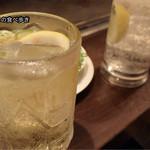 ヒロキ - ハイボールと生レモンサワー